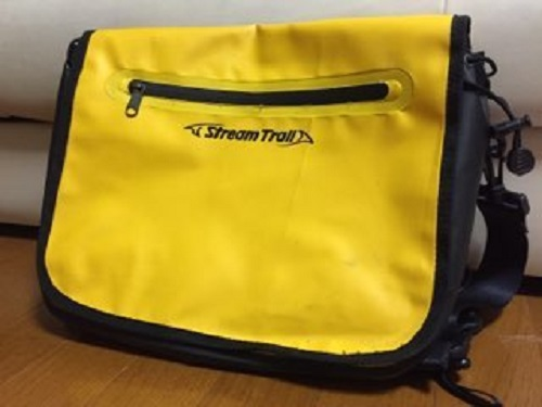 Stream Trail Creel DX-MS ストリームトレイル クリール ショルダーバッグの画像