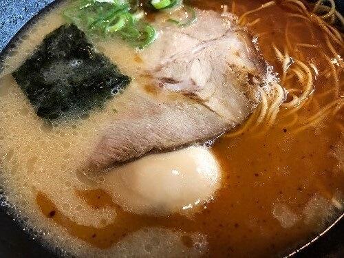 「麺創 天風」のこくあじらーめんの画像