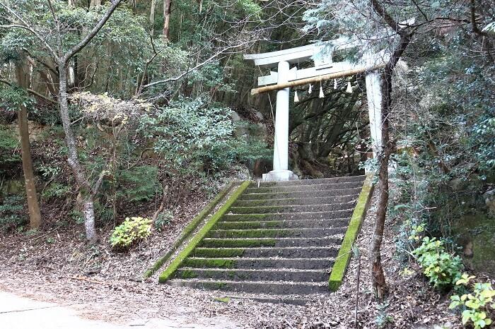 福智神社中宮