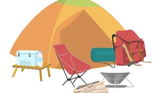 チェックが付けれて超便利!キャンプで必要な持ち物や道具リスト大全