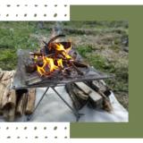 キャンプで使う焚き火用の薪が安く販売してたので購入してみました|筑豊~飯塚の方にはおすすめ!
